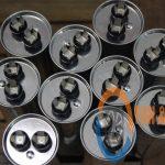 Tụ điện DAE YEONG 60μF ±5%, 370VAC