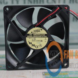 Quạt ADDA AD0924HB-A70GL, 24VDC, 92x92x25mm