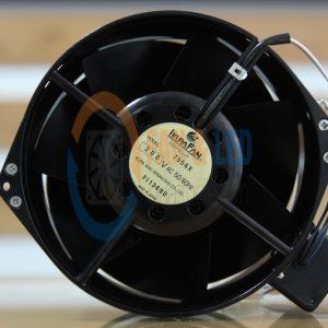 Quạt IKURA FAN 7556X, 220VAC, 172x150x55mm có SENSOR