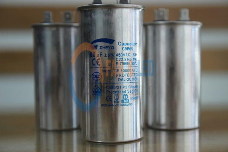Tụ điện ZHEYO 60μF ±5%, 450VAC