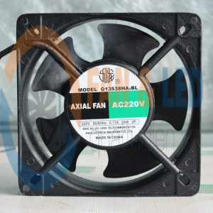 Quạt AXIAL FAN G13538HA2BL, 220VAC, 135x135x38mm