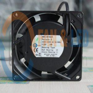 Quạt Mutual Motor M075AA2H, 200/240VAC, 80x80x25mm