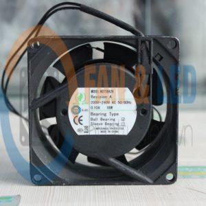 Quạt Mutual Motor M075BA2H, 200/240VAC, 80x80x38mm