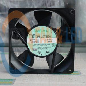 Quạt NMB 4710PS-20T-B30, 200V, 120x120x25mm