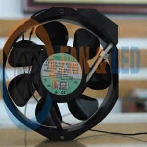 Quạt NMB 5915PC-20W-B20-S05, 200VAC, 172x172x38mm