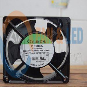 Quạt Sunon DP200A-2123XST.GN, 220VAC, 120x120x38mm