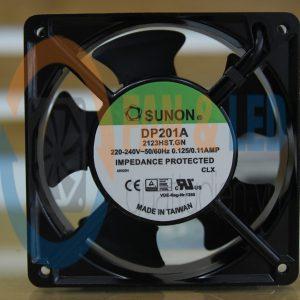 Quạt Sunon DP201A 2123HST.GN, 220/240VAC, 120x120x38mm