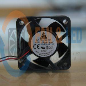 Quạt DELTA AFB0512VHD, 12VDC, 50x50x20mm