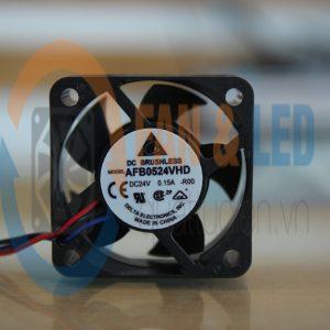 Quạt DELTA AFB0524VHD, 24VDC, 50x50x20mm