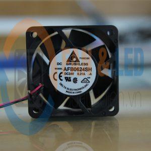 Quạt DELTA AFB0624SH, 24VDC, 60x60x25mm