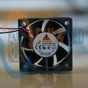Quạt DELTA AUB0524VHD, 24VDC, 50x50x20mm
