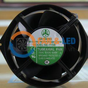 Quạt Bi-Sonic 5E-115B, 115VAC, 172x150x55mm