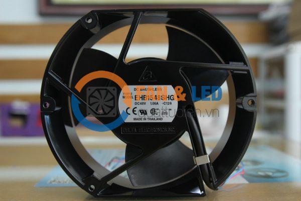 Quạt DELTA EHB1548SHG-C126, 48VDC, 172x150x51mm