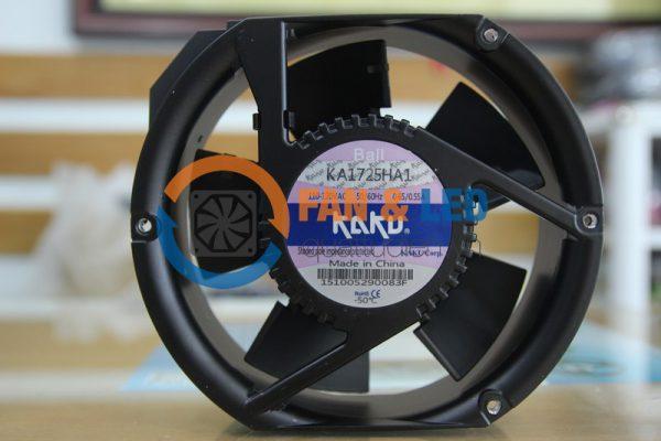 Quạt KAKU KA1725HA1, 110-120VAC, 172x150x51mm