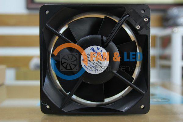 Quạt ROYAL FAN T655DG, 200VAC, 160x160x55mm