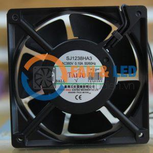 Quạt TAIJU SJ1238HA3, 120x120x38mm, 380VAC