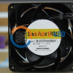 Quạt SANYO DENKI 9LG1424A5D001, 24VDC, 140X140X51mm