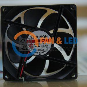 Quạt Sunon ME92252V1-000C-A99, 24VDC, 92x92x25mm