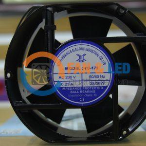 Quạt hút YUNG HSIANG YS-172, 230VAC, 172x150x51mm