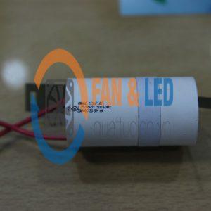 Tụ điện CBB60 2.5uF ±5%, 500VAC Dây cắm