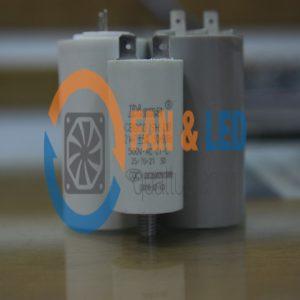 Tụ điện Dianz CBB60 2uF ±5%, 500VAC Giắc cắm có ốc bắt