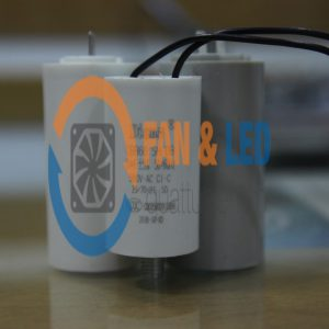Tụ điện Dianz CBB60 3uF ±5%, 500VAC Dây cắm có ốc bắt