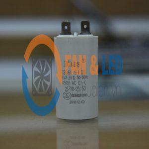 Tụ điện Dianz CBB60 4uF ±5%, 450VAC Giắc cắm