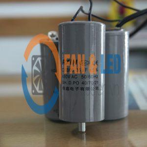 Tụ điện RXIN CBB60 35uF ±5%, 450VAC Dây cắm có ốc